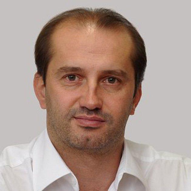 Martin Malý, starosta města Prachatice
