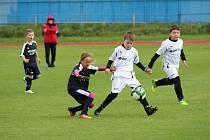 Pokračovaly fotbalové soutěže mládeže na Prachaticku. Ilustrační foto.