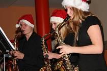 Vánoční koncert ZUŠ Prachatice.