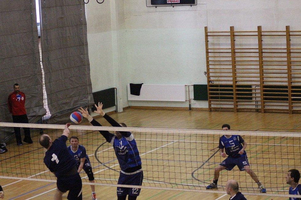 Netoličtí volejbalisté přehráli Modřany 3:1 a 3:0.
