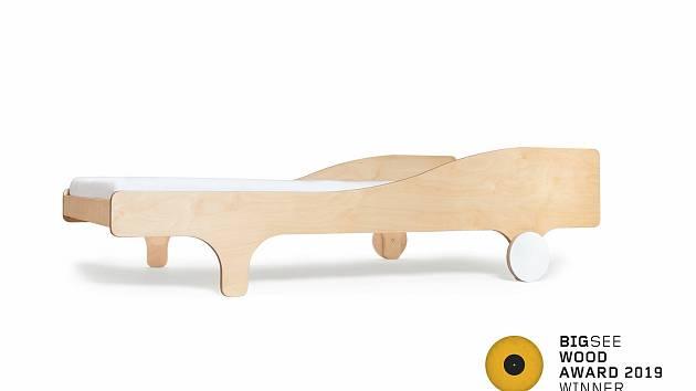 Značka Chic By Pig vyrábí dětský chic nábytek.
