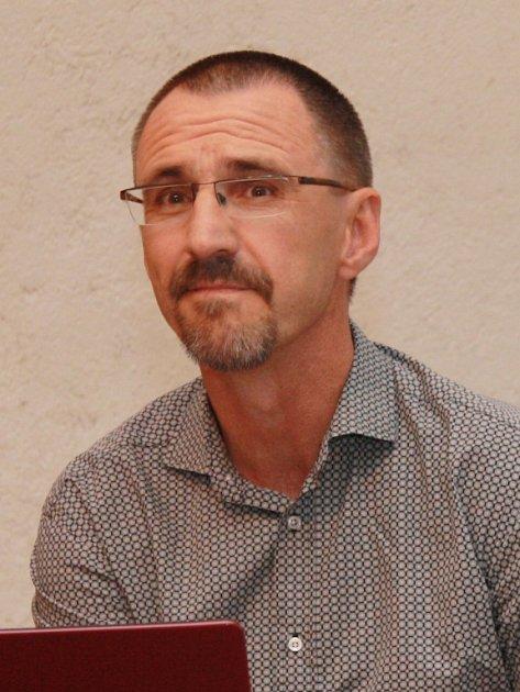 Petr Pavelec, ředitel NPÚ České Budějovice
