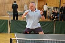 Turnaj ve Svaté Maří vyhrál Libor Schoř.