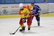 Vimperští hokejisté padli na ledě Radomyšle.