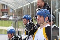 Končí základní část II. národní hokejbalové ligy. Ve čtvrtfinále půjdou Prachatičtí na Zliv (ilustrační foto).