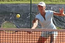 Kamila Neradová úspěšně odehrála další republikový turnaj.
