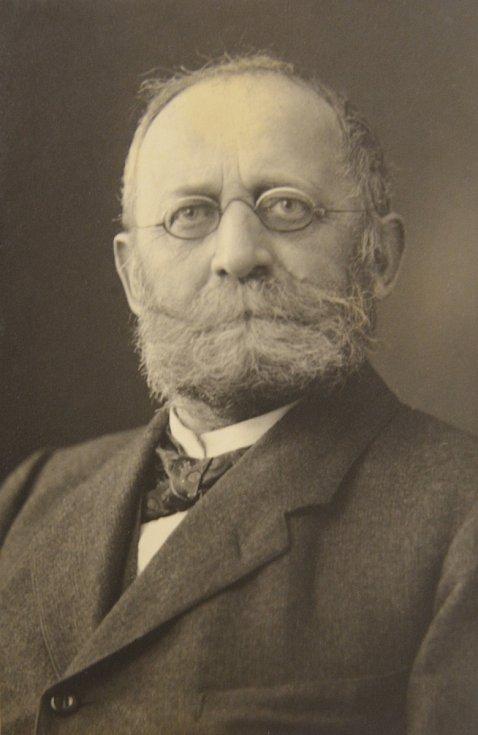 Jan Evangelista Chadt Ševětínský