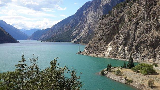 Kanadská jezera mají své osobité kouzlo.