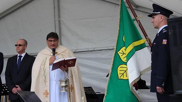 Nebahovští slavili 700 let od první písemné zmínky o obci.