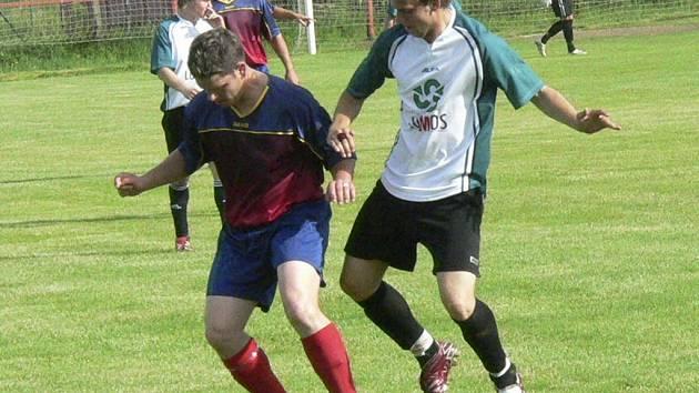 Tradiční turnaj fotbalistů starších 35 let.