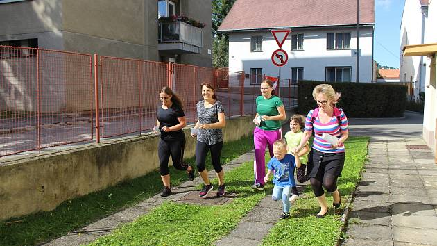 Rodinných sportovních her v Prachaticích se zúčastnilo 65 aktivních sportovců.