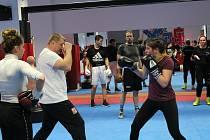 Trenéra Michala Soukupa práce s ženskou reprezentací baví.