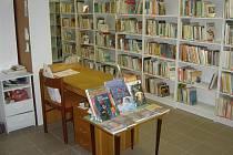 Bohumilická knihovna.