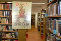 Karla IV. představili ve volarské městské knihovně.
