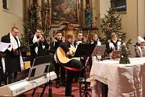 Dobrá zpráva koncertovala ve volarském kostele.