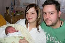 Barbora Čadková se narodila v prachatické porodnici 3. 3. 2011 v 09.20 hodin, vážila 3100 gramů a měřila 49 centimetrů. Rodiče Jan Čadek a Barbora Kubová si svou prvorozenou holčičku odvezou domů, do Lenory.