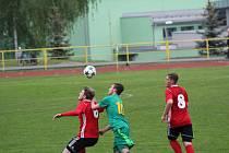 Fotbalová I.A třída: Prachatice - Trhové Sviny 3:0.