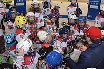 Pojď si zahrát hokej - náborová akce HC Vimperk.