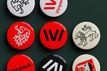 Vimperk má novou vizuální identitu. Autorem návrhu je designér Matěj Chabera.