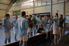 Vimperští florbalisté si zajistili druhé místo v Jihočeské lize mužů.