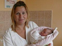 Lucie Kučerová se v prachatické porodnici narodila v pátek 4. listopadu v 9.25 hodin. Vážila 3,70 kilogramů. Rodiče Jaroslava a Eduard jsou z Prachatic. Na malou Lucii se těšil osmiletý bráška Lukáš.