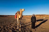 Tadeáš Šíma projel Saudskou Arábii. Přesunul se do Jordánska.