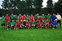 Strunkovičtí si na Sokolské louce užili fotbalový svátek.