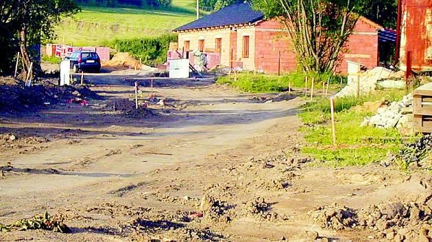 stavební parcely