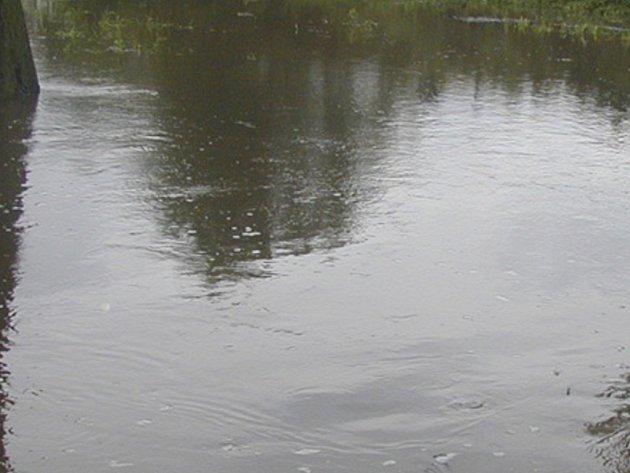 Místo, kde vzniknou další opatření proti velké vodě.