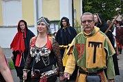 Zdíkov patřil v sobotu připomínce historie, rytířům i krásným ženám.