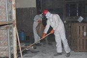 Zahájení sanace skládky nebezpečných odpadů ve Lhenicích