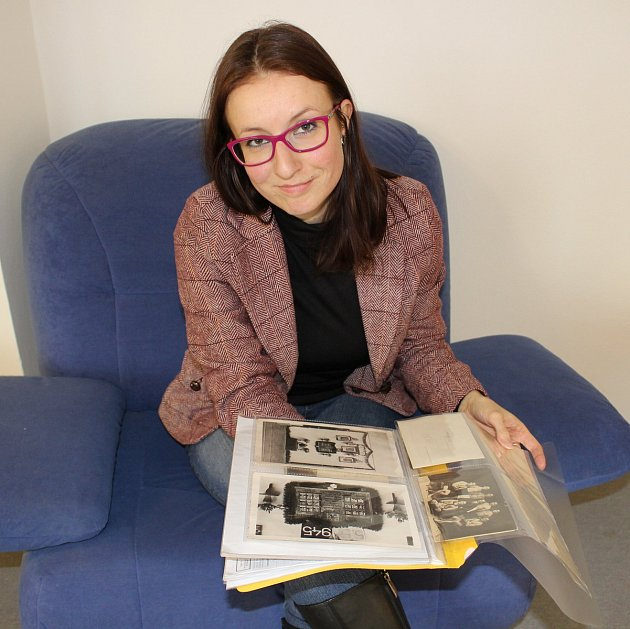 Lucie Kuttenbergová zPrachatic.
