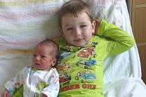 Jan Panc se v prachatické porodnici narodil v pátek 14. března v 18.25 hodin rodičům Lence a Václavovi.Vážil 3110 gramů. Malý Honzík bude vyrůstat v Prachaticích. První fotografování si nenechal ujít bráška Vašík (3,5 roku).