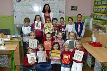 V Základní škole ve Vodňanské ulici v Prachaticích mají za sebou děti projektové vyučování ke 100