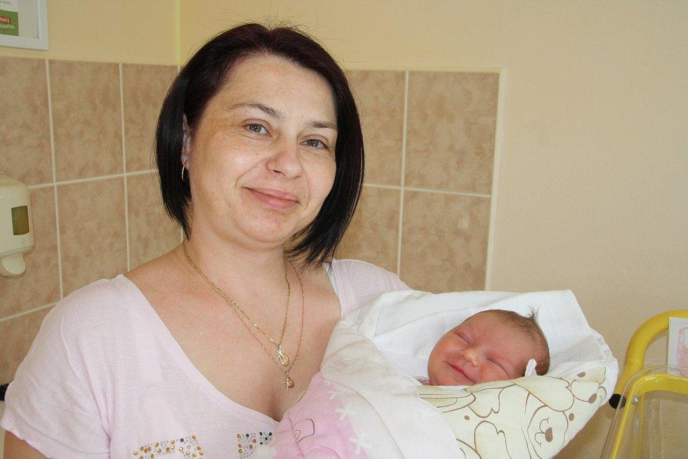 NIKOLA CHÁNOVÁ, VLACHOVO BŘEZÍ. Narodila se v neděli 17. listopadu v 7 hodin a 30 minut v prachatické porodnici. Vážila 3820 gramů. Má sestřičky Lucinku ( 15 let) a Veroniku (13 let). Rodiče: Halyna Chánová a Vítězslav Růžička.
