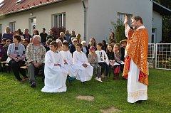 V sobotu 22. září se konal ve Dvorci u Dubu u Prachatic jubilejní 5. ročník Svatováclavské pouti