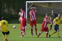 Okresní fotbalové soutěže pokračovaly zajímavými duely.