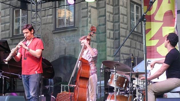 Bohemia Jazzfest Prachatice 2013.