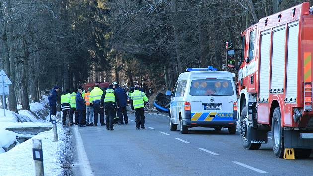 Tragické nehody na jihu Čech 2020