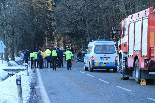 Tragické nehody na jihu Čech 2019
