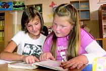ZÁKAZ. Pro děti ze Základní školy ve Vodňanské ulici v Prachaticích sestavují učitelé vlastní výukové materiály.