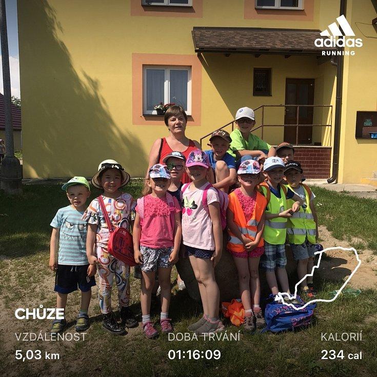 Mateřská škola Strunkovice nad Blanicí pomohla čistit oceány.