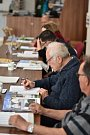 Volby do evropského parlamentu ve Volarech.