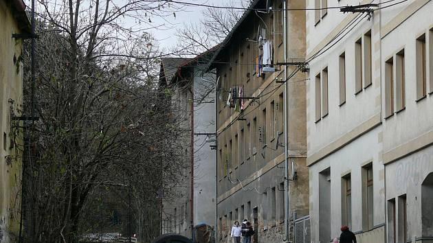 jednou z lokalit ve Vimperku, kde se obyvatelé necítí právě bezpečně, je Pasovská ulice.