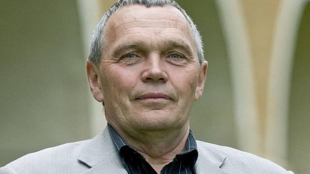 Straosta Vimperku Bohumil Petrášek