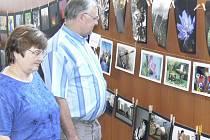 Ve Strunkovicích byly k vidění nádherné fotografie.