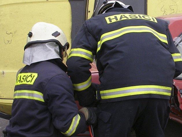 Do konce roku musí stihnout Svatomářští opravit hasičskou zbrojnici, musí však nejprve na rekonstrukci sehnat peníze. Ilustrační foto.