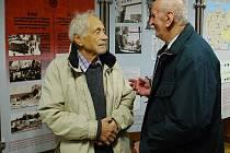 V kulturním středisku ve Vimperku je k vidění výstava odkrývající hrůzy koncentračních táborů.