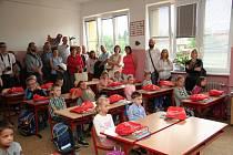 Zahájení školního roku v Husinci