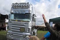Truck Fest. Ilustrační foto